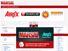 Tablet Preview of marsal.com.br