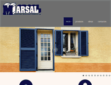 Tablet Preview of marsal.pt